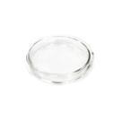 Чашка петри стеклянная с крышкой